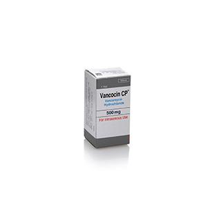 Vancocin CP 500mg IV Injection